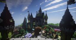 Walrus Castle Minecraft Project