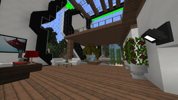 Minecraft mods buildpak diesel designs academy office for Office design minecraft