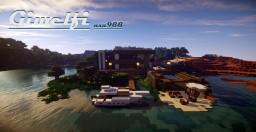 Giwelfi - Modern House by axa988 Minecraft Map & Project