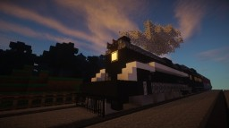 [Trains] The Polar Express Minecraft Map & Project