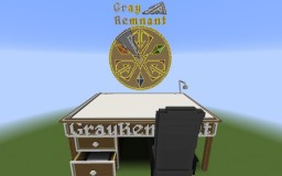 The Gray Remnant Table & Emblem Minecraft