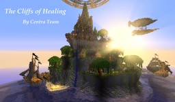 Survival Games: The Cliffs of Healing Minecraft