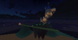 Yen Sid's Tower (Kingdom Hearts II) Minecraft Project