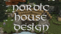 Nordic House Minecraft