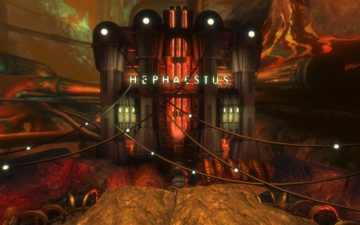 Hephaestus from Bioshock 1