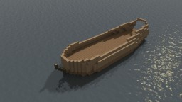 Ship Hull, make your own brig - Schematic. Minecraft Map & Project