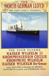 SS Kaiser Wilhelm der Grosse OUTDATED! Minecraft Map & Project