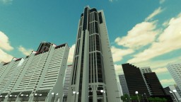 Central Park Complex [East Tower] Minecraft Map & Project
