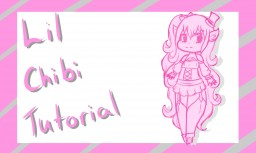 Chibi Drawing Tutorial | Thank You For 2000 Subs |New tutorials will be added!! Minecraft Blog Post