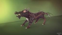 Worado | Organic Wolf Minecraft Map & Project