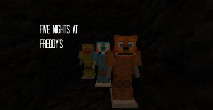 Top Five Mapa De Five Nights At Freddy's 2 Minecraft 1 7 10