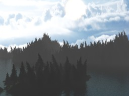 Viking/Fantasy Landscape, 90sub special Minecraft Map & Project