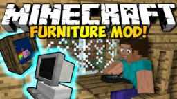 Mod Recommendation : Mr. Crayfish's Furniture Mod Minecraft Blog Post