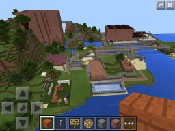 TheNormanatorville Minecraft Map & Project