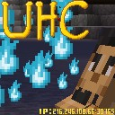 UHC Resource Pack Blue Fire Edition