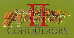 Medieval Bundle - Inspired by Age Of Empire II (2 Ages available) Minecraft