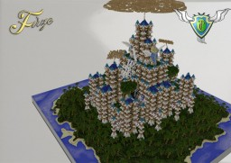 Firze - The Paradise Island Minecraft Map & Project