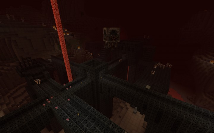 Mecha Nether Fortress