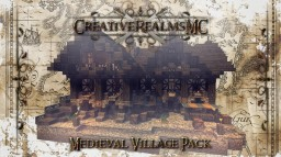Medieval Village [Building & Component Pack] Minecraft Project