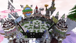 Momento Network Hub Minecraft Map & Project