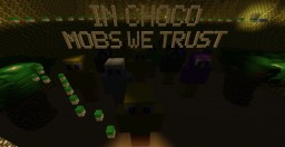 """""""Inside The Mind of a ChocoMob"""" - An Epic 18 Stage Parkour Adventure! Minecraft Map & Project"""