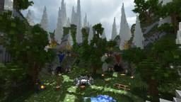 Mythcraft - PotionPvP Lobby Minecraft Map & Project