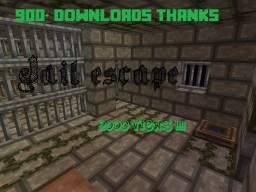 jail escape (old) Minecraft Map & Project