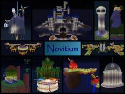 Novitium: New Beginnings Minecraft Map & Project