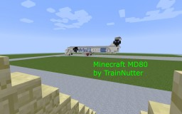 Minecraft MD80 Minecraft Map & Project