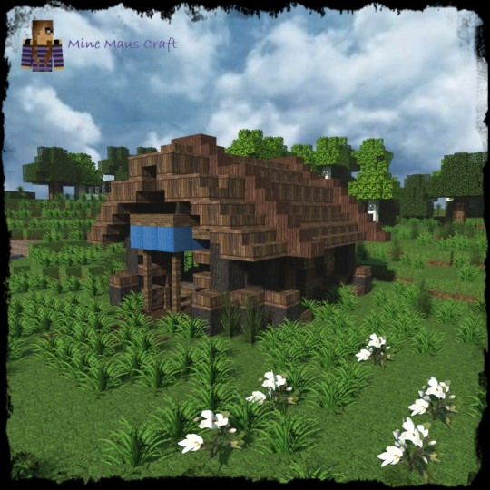 A Kind Of Medieval Fantasy House In The Woods DOWNLOAD Minecraft - Minecraft hausbau mod 1 7 10