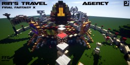 Rin's Travel Agency [Final Fantasy X] Minecraft Map & Project