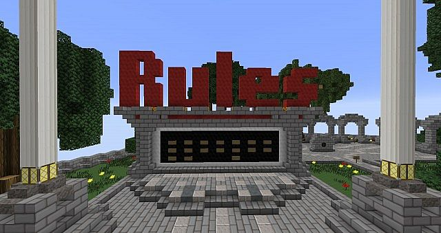 The worst rules to add to any server revised edition minecraft blog the worst rules to add to any server revised edition sciox Images