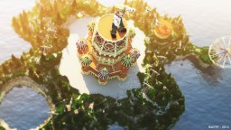 Putinland Theme Park [Vaeron vs Octovon] (with Cinematic) Minecraft Project