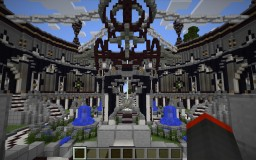 Land of the lost Minecraft Map & Project