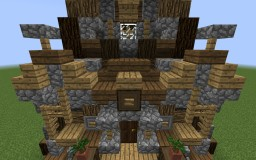 Witchy Magic Hut - With Schemagic! Minecraft Map & Project