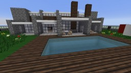 Modern House - 4 Minecraft Map & Project