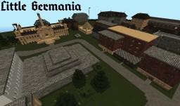 Little Germania - Mini WWII Era German City (Read Description) Minecraft Map & Project