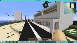 Palm Atoll City Minecraft Map & Project