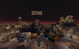 Sethia - An Ancient Egyptian City Minecraft