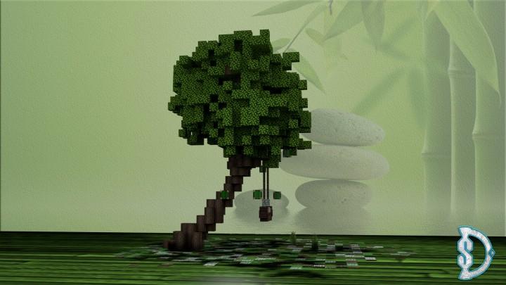 Swing Tree - render by _Capuera_