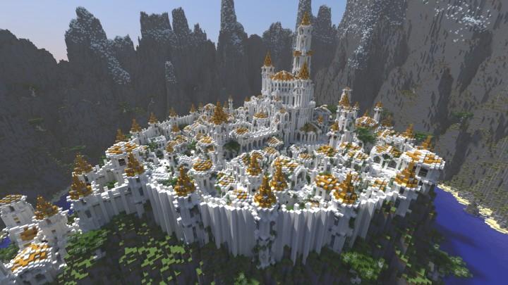 Gondolin Minecraft Project