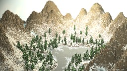 Terraforming into my soul. | VoxelSniper Minecraft Project