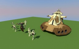 Armored Assault Tank Minecraft Project