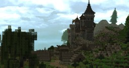 Dimmerstone [World of Targur] Minecraft