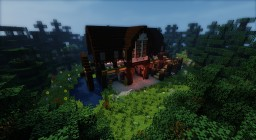 [House / Setting] Silent Mill (Download) Minecraft Map & Project