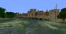 Bridge Town Minecraft