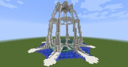 airy pavilion Minecraft Project