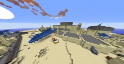 Tatooine Minecraft Map & Project