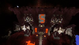 Nether Mansion Minecraft Project