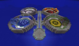 Elements - Bending Choice Minecraft Map & Project